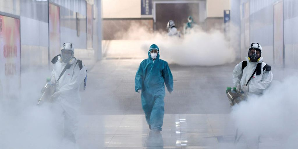 Disinfection & Decontamination Services