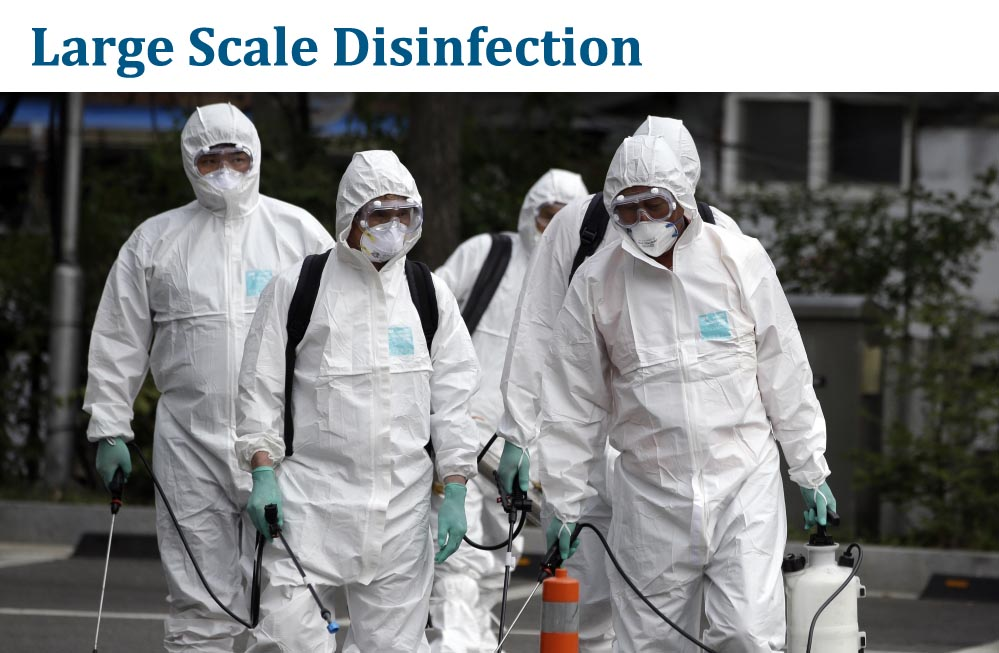 Disinfecting Cleaning Services Toronto